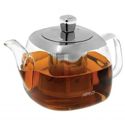 Avanti Quadrate Square Teapot - 700ML