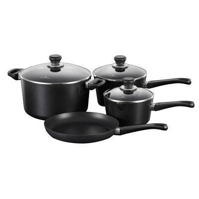 Scanpan INDUCT+ 4 pcs Cookware Set