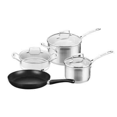 Scanpan Induction Plus Impact Combo 4 pcs Set