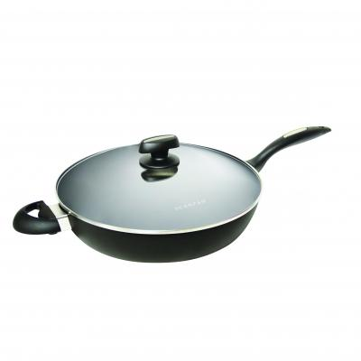 Scanpan Evolution Sauté Pan 32cm w/lid