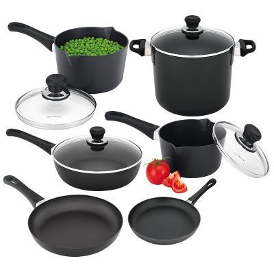 Scanpan Classic 6 pcs Cookware Set