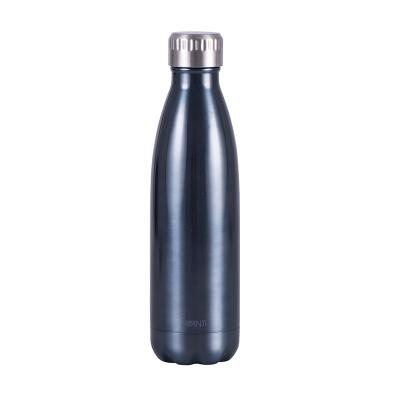Avanti Fluid Twin Wall Vacuum Bottle 500ml - Steel Blue