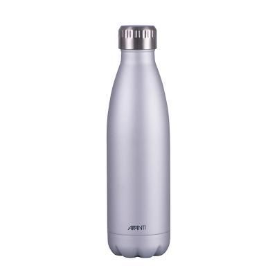 Avanti Fluid Twin Wall Vacuum Bottle 500ml - Silver