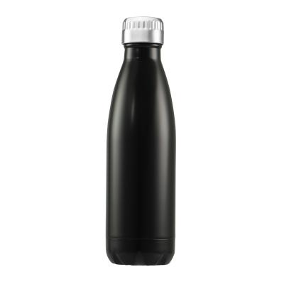 Avanti Fluid Thermo Twin Wall Vacuum Water Bottle 1L - Black
