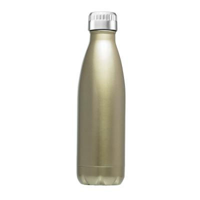 Avanti Fluid Thermo Twin Wall Vacuum Water Bottle 1L - Champagne