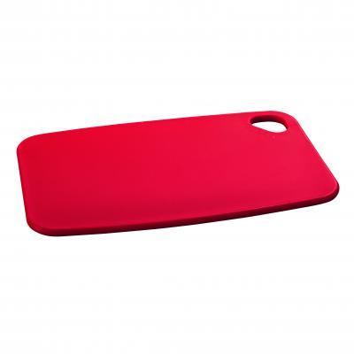 SCANPAN Spectrum Red Cutting Board - 300 x 200 x 8mm