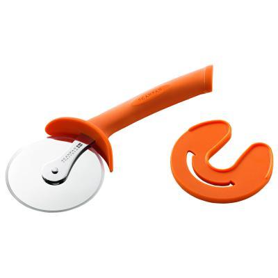 SCANPAN Spectrum Orange Pizza Cutter