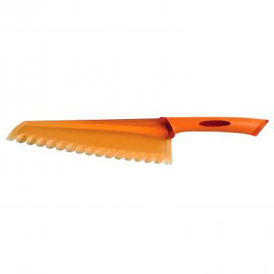 SCANPAN Spectrum Orange Salad Knife