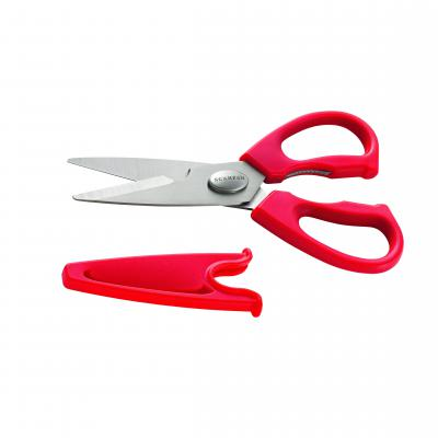SCANPAN Spectrum Red Kitchen Shear