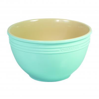 Chasseur  La Cuisson Medium Mixing Bowl 24 cm | Duck Egg Blue