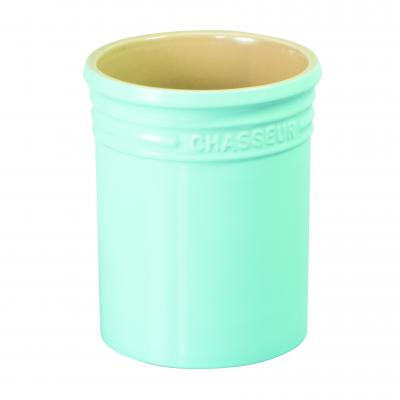Chasseur La Cuisson Utensil Jar 17cm | Duck Egg Blue