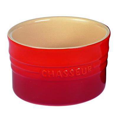 Chasseur La Cuisson Ramekin 6pc Set Red