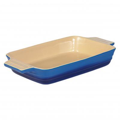 Chasseur La Cuisson 26cm x 17cm x 5cm Medium Rectangular Baker | Blue