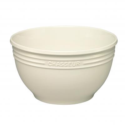 Chasseur La Cuisson 24cm Medium Mixing Bowl | Antique cream