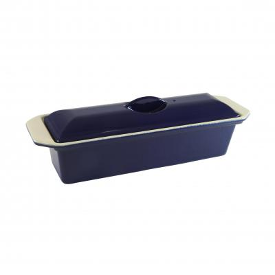 CHASSEUR Rectangular Terrine Big Size   French Blue