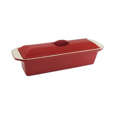 CHASSEUR Terrine 32cm   Federation Red