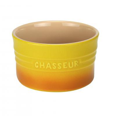 Chasseur La Cuisson Ramekin Set of Two 10cm x 6cm | Yellow