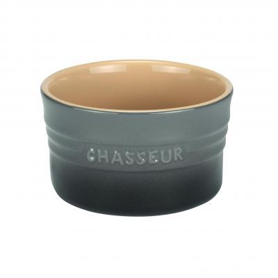 Chasseur La Cuisson Ramekin Set of Two 10cm x 6cm | Grey