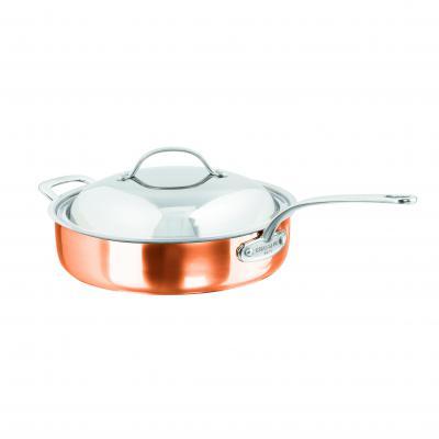 Chasseur Escoffier TryPly 28cm Saute Pan W/lid
