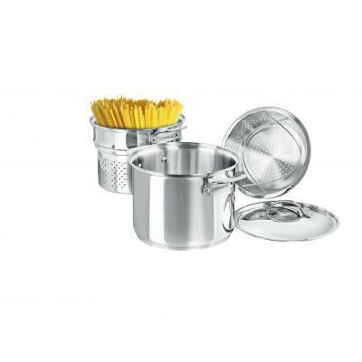 CHASSEUR Stainless Steel Multi Pot set 24cm/7.6 Litre