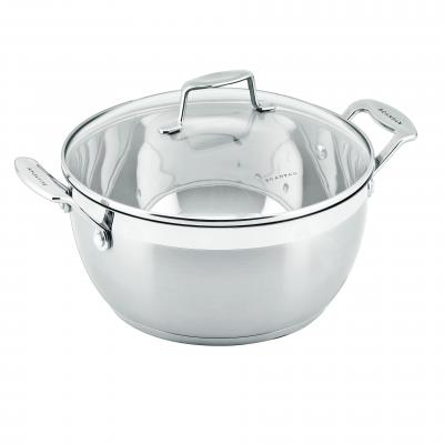 SCANPAN Impact 26cm/4.5L Covered Stew Pot