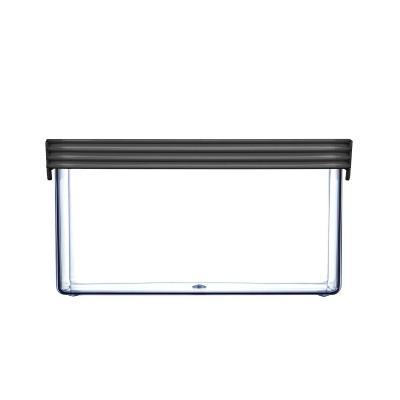 ClickClack Basics Storage Container | 1.9 L Grey