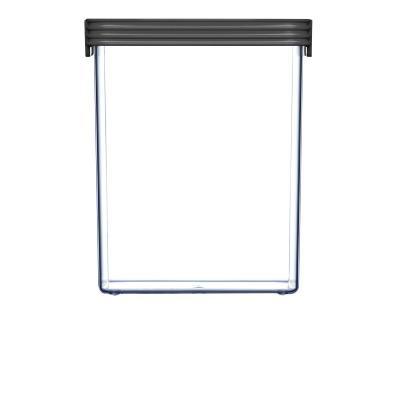 ClickClack Basics Storage Container | 2.4L Grey