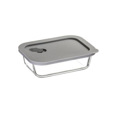 ClickClack Cook+ Rectangular | 600ML Grey