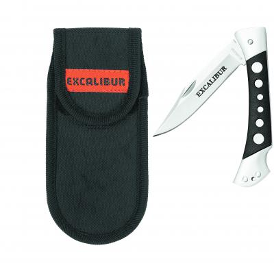 EXCALIBUR Black Disk Medium With Pouch | 100mm
