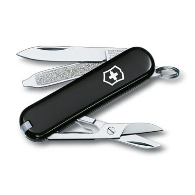 VICTORINOX Swiss Army Knife Classic SD Black