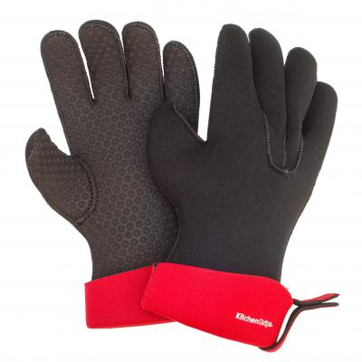 Cuisipro Chef's Glove 5 Finger Small Set of 2