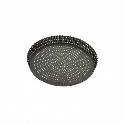 Bakemaster Perfect Crust Loose Base Quiche Pan 30x3.5cm