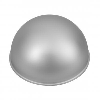 Bakemaster Silver Anodised Hemisphere Pan 20x10cm