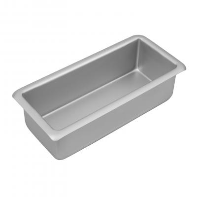 Bakemaster Silver Anodised Loaf Pan 25.5x10x7.5cm