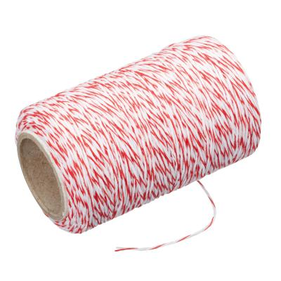 Avanti Butchers Twine With Cutter   Red/White