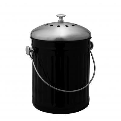 Avanti Compost Bin 5 Litre | Black