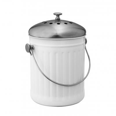 Avanti Compost Bin 5 Litre | White
