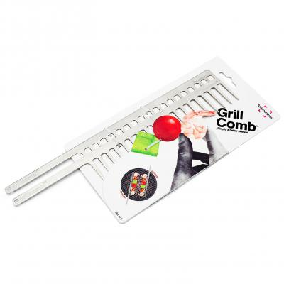 FUSION BRANDS Grill Comb Skewers| Set Of 2