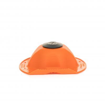 Borner Food Holder / Hat - Orange