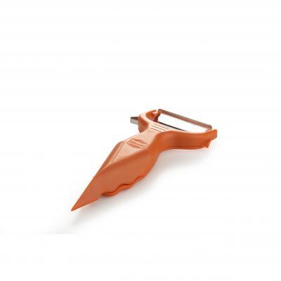 Borner 6 In 1 Peeler | Orange