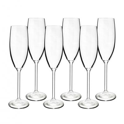 Bohemia Maxima Flutes Set/6 220ml