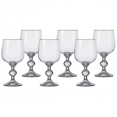 Bohemia Claudia Wine Glass Set/6 230ml