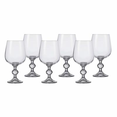 Bohemia Claudia Wine Glass Set/6 340ml