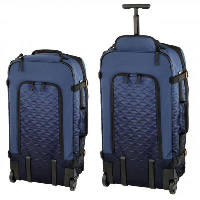 Victorinox Vx Touring Expandable Large Duffel | Teal Blue
