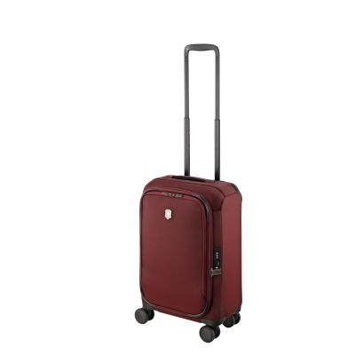 Victorinox Connex Frequent Flyer Soft Side Carry On Burgundy 28L