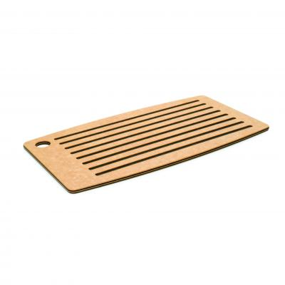 Epicurean Grooved Bread Board Natural | 46x25x0.95cm