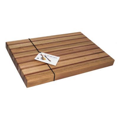 Big Chop Pieman Collection 50x34x4 cm Cutting Board - Blackwood + Tasmania Oak