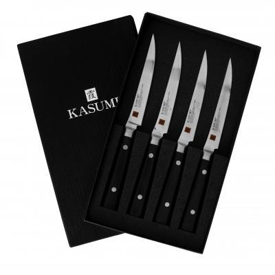 Kasumi 4 Piece Steak Knife Set