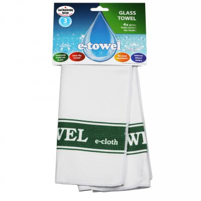 E-Cloth High Performance Glassware Towel