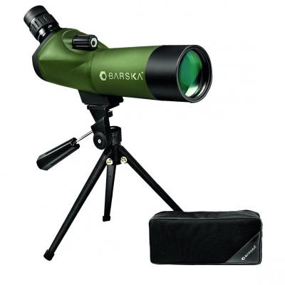Barska 18-36x50 WP Blackhawk Spotting Scope Angled